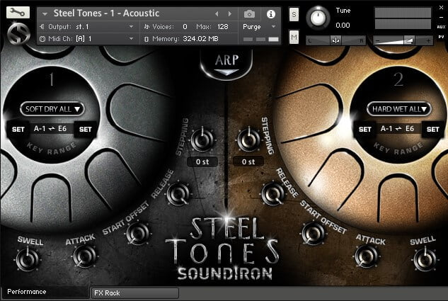 Soundiron Steel Tones