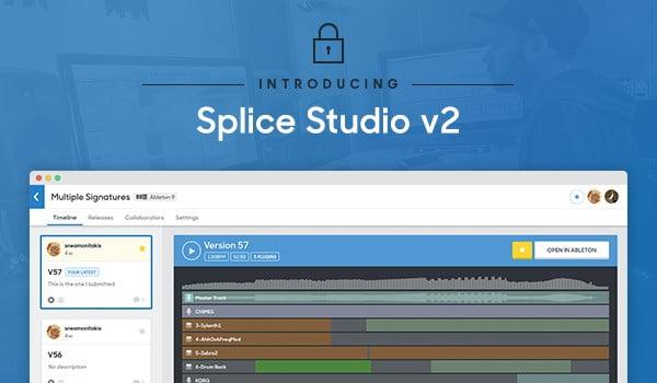 Splice Studio v2