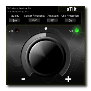 TBPRoAudio sTilt