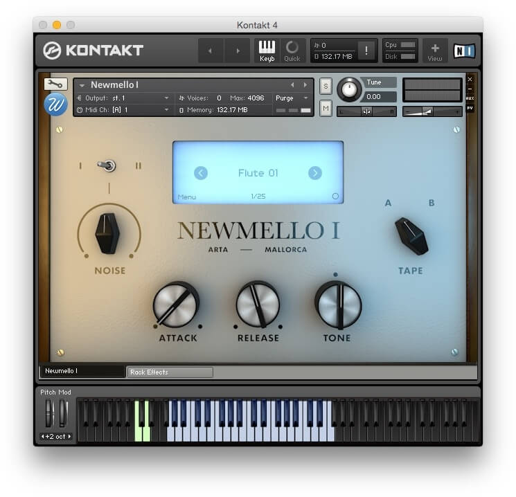 Wavesfactory Newmello I