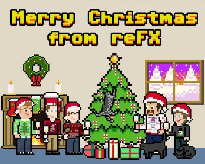 reFX Merry Christmas