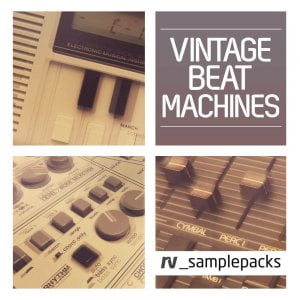 rv_samplepacks Vintage Beat Machines