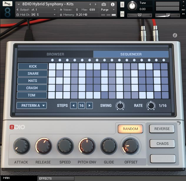 8Dio Hybrid Tools Synphony