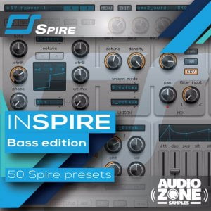 Audiozone Samples inSPIRE Bass edition