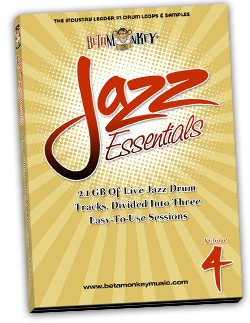 Beta Monkey Jazz Essentials 4