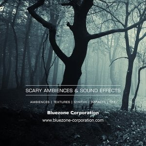 Bluezone Scary Ambiences & Sound Effects