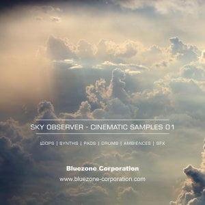 Bluezone Sky Observer Cinematic Samples 01