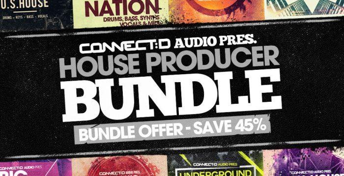 CONNECTD Audio House Producer Bundle