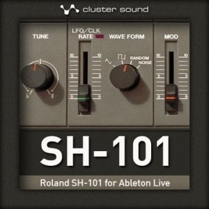 Cluster Sound SH-101