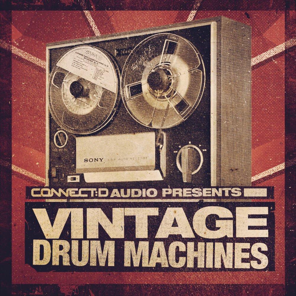 CONNECT:D Audio Vintage Drum Machines released