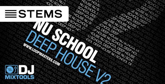 DJ Mixtools Nu School Deep House V2 Stems