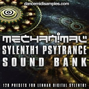 DMS MECHANIMAL SYLENTH1 PSYTRANCE