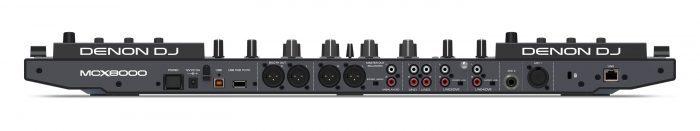 Denon DJ MCX8000 back