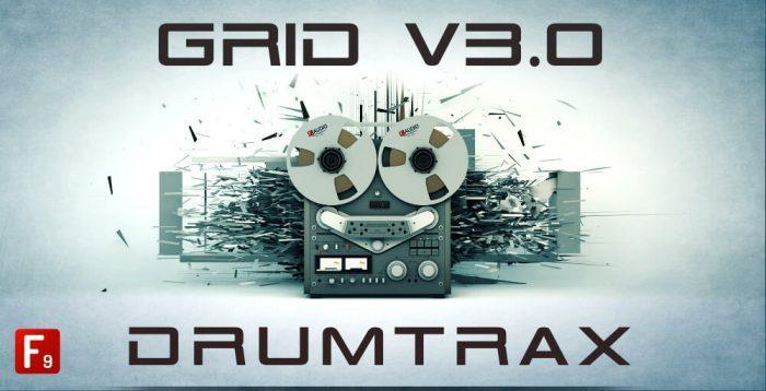 F9 Audio Grid V3.0 Drumtrax