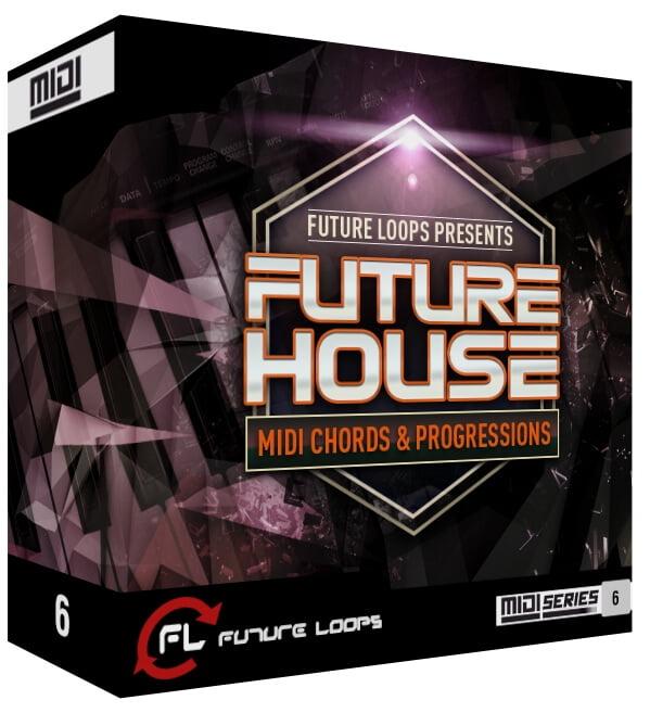 Future loops future house midi chords progressions for House music midi
