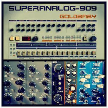 Goldbaby SuperAnalog909