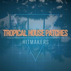 Hotmakers Tropical House Patches