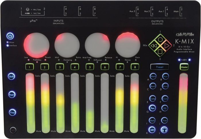 Keith McMillen Instruments K-Mix