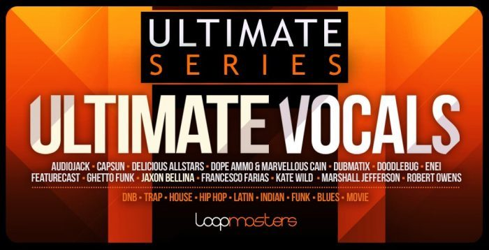 Loopmasters Ultimate Vocals