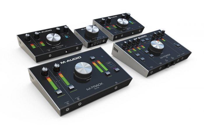 M-Audio M-Track Family