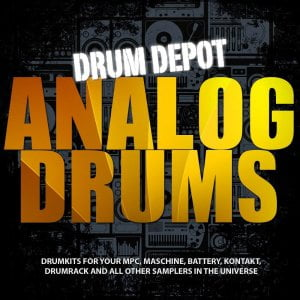 Marco Scherer Drum Depot Analog Drums