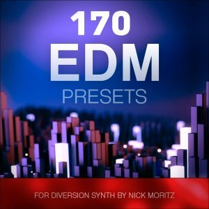 Nick Moritz 170 EDM Presets for Diversion