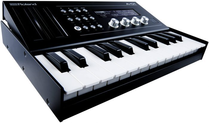 Roland A-01 with k-25m angle