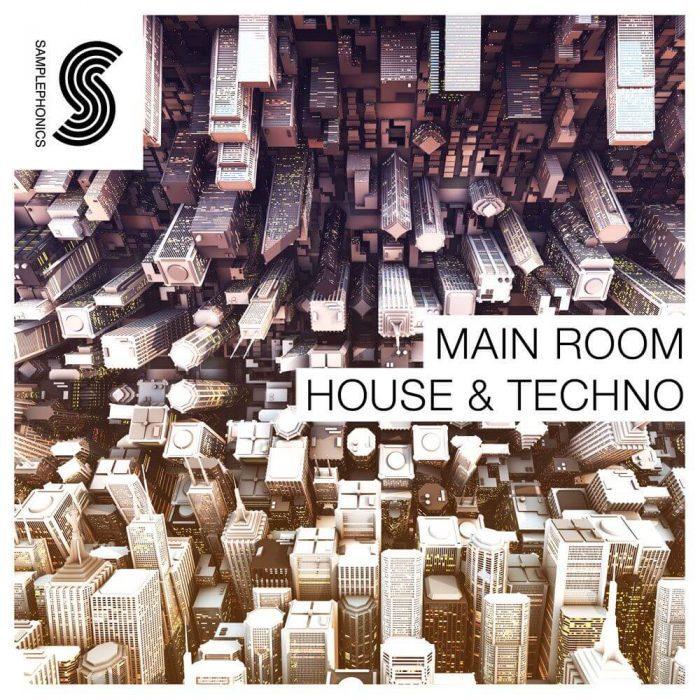 Samplephonics Main Room House & Techno