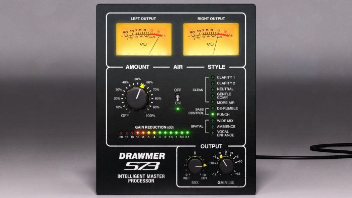 Softube Drawmer S73 feat