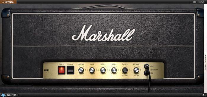 UAD marshall jmp 2203 channel