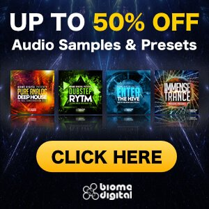 Up to 50% off at Biome Digital