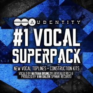 Audentity #1 Vocal Super Pack