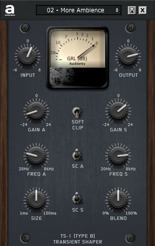 Audiority TS-1