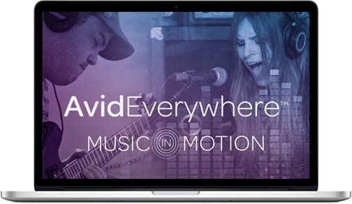 Avid Music In Motion
