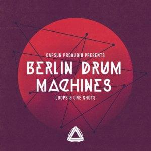 CAPSUN ProAudio Berlin Drum Machines