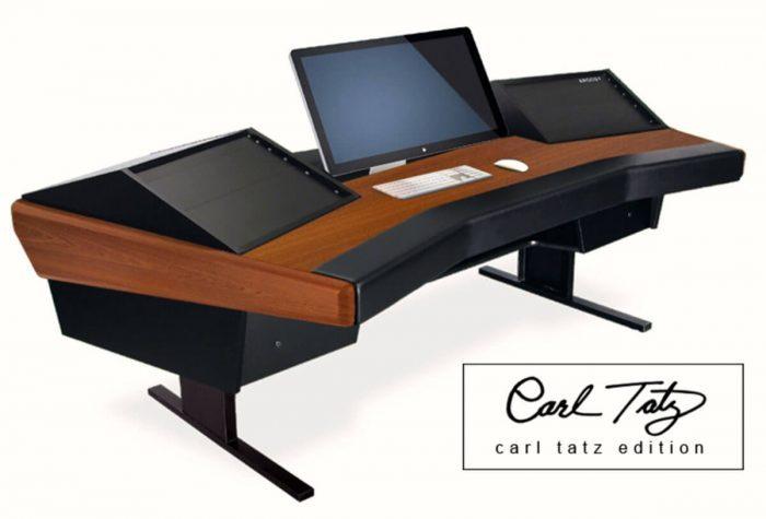 Carl Tatz Edition Argosy Dual 15 800-B-CTE Workstation