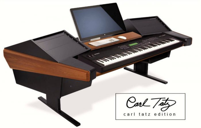 Carl Tatz Edition Argosy Dual 15K 800-B-CTE Workstation