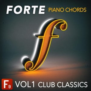 F9 Audio Forte Piano Vol1 Club Classics