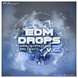 Famous Audio EDM Drops Vol 2