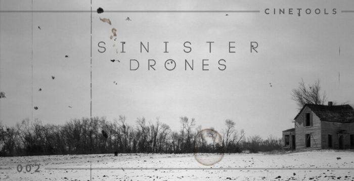 Freaky Loops Cinetools Sinister Drones