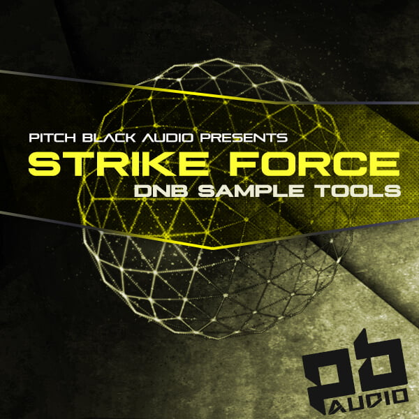 Future Loops Strike Force DNB Sample Tools