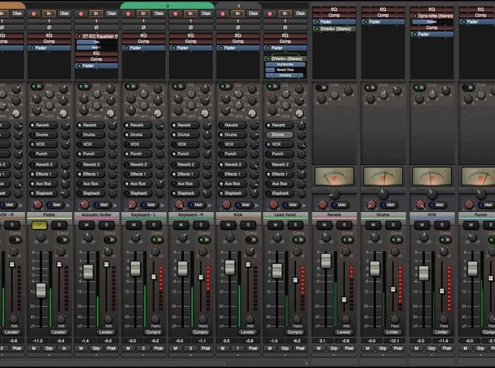 Harrison Mixbus Mixer