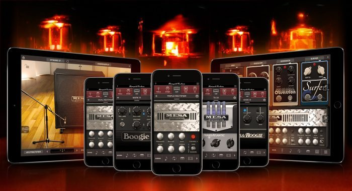 IK Multimedia Amplitube Mesa Boogie iOS