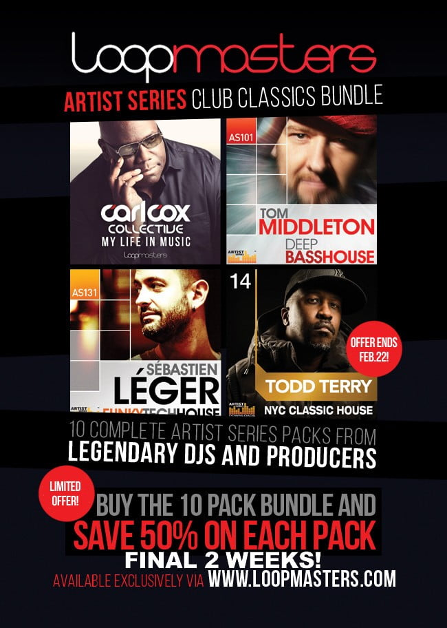 Loopmasters Club Classics Bundle