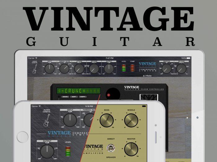 Musicology Group Vintage Guitars