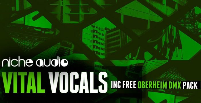 Niche Audio Vital Vocals