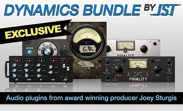 PIB Joey Sturgis Tones Dynamics Bundle