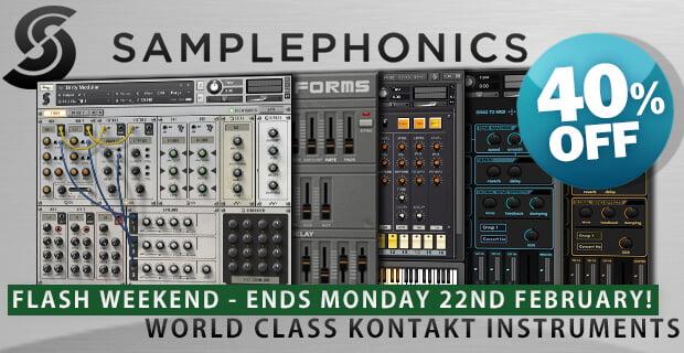 PIB Samplephonics sale