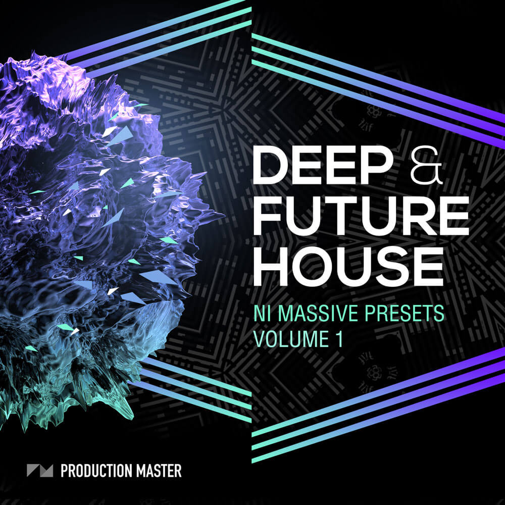 Black octopus deep future house for massive for Future garage sample pack