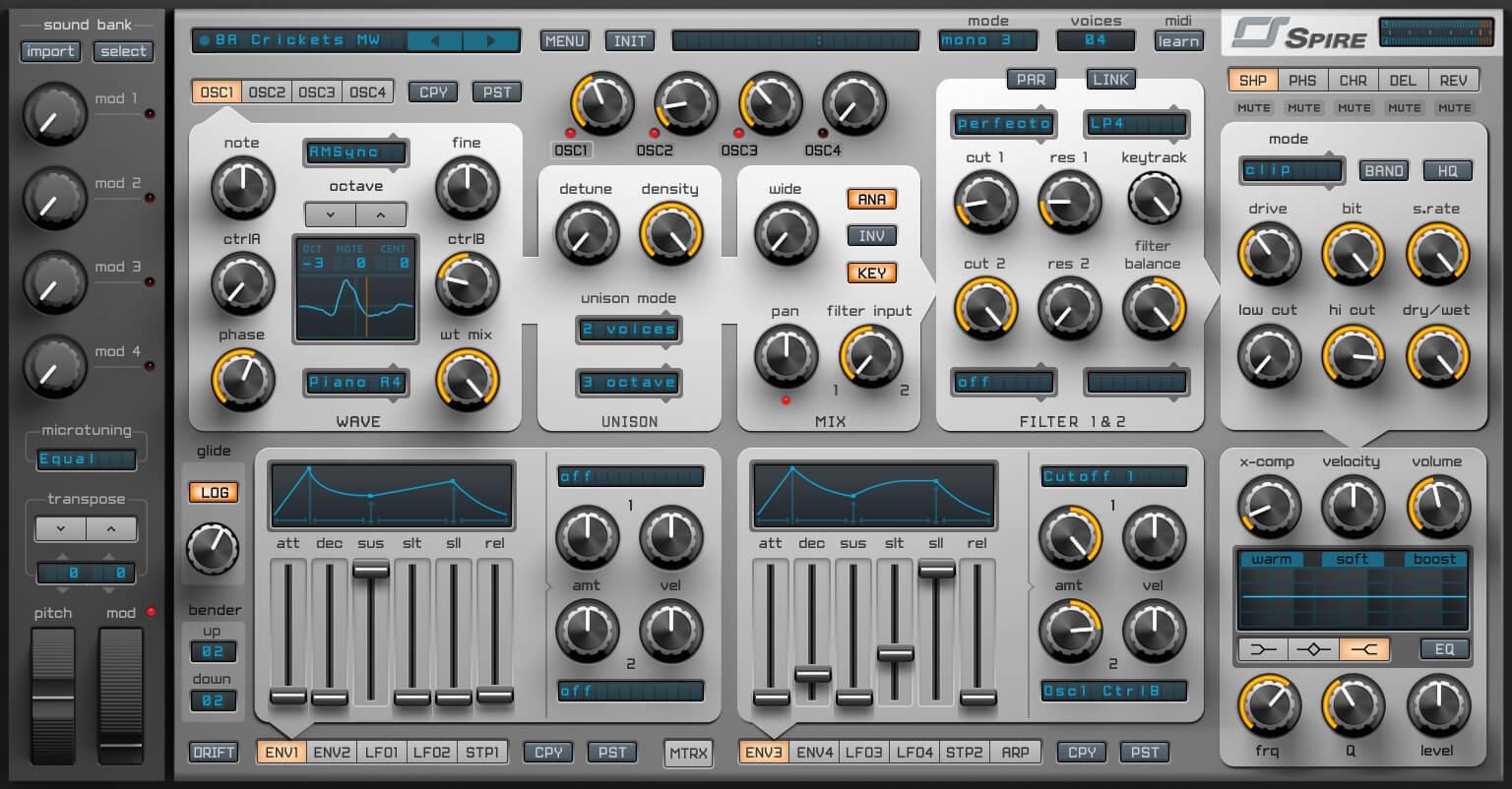 Reveal Sound Spire : reveal sound spire synth plugin updated to v1 1 3 ~ Vivirlamusica.com Haus und Dekorationen
